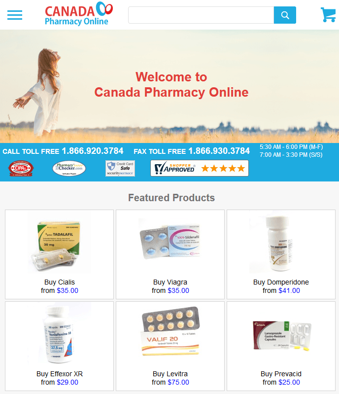 Canada Pharmacy Reviews