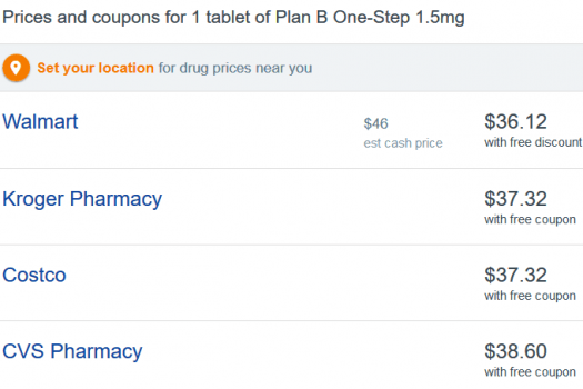 Take Action Pill Coupons – Are there Coupons to Help Me Save Money on these Pills