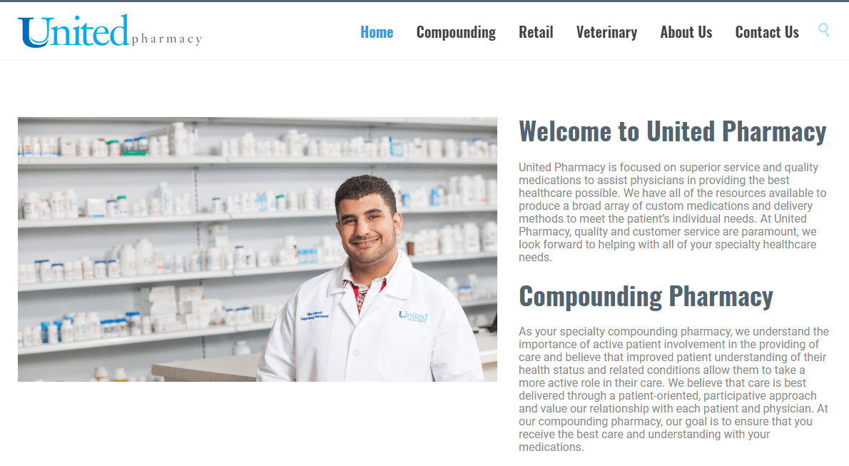 United Pharmacy Reviews