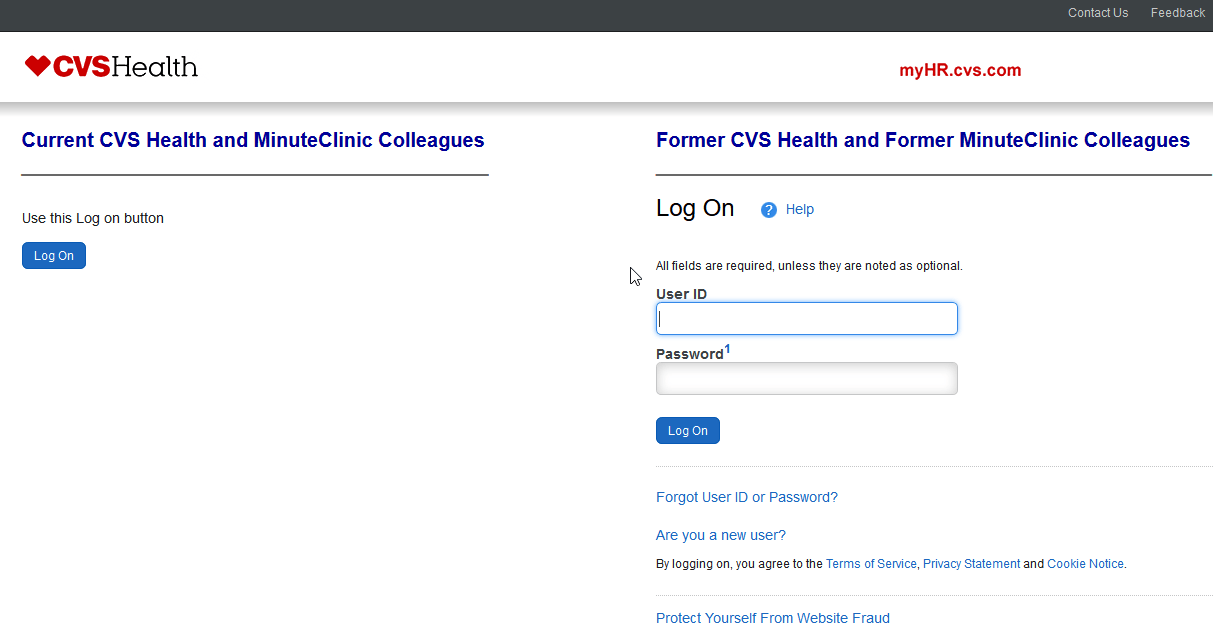 My Hr cvs com – What Exactly is this Website For? - Krystal