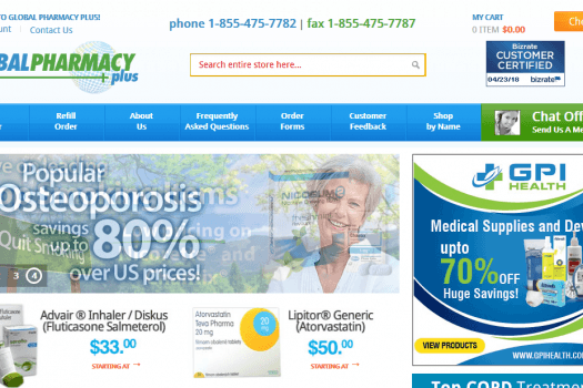 Global Pharmacy Reviews